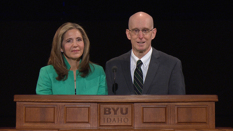 "Thumbnail for entry Henry J. Eyring and Kelly C. Eyring - ""A Family Drive"""