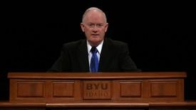 """Thumbnail for entry Kim B Clark """"Joseph Smith: Prophet of the Restoration"""""""