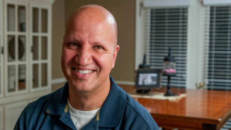 Thumbnail for entry Mike DeLuna: A Lifelong Learner