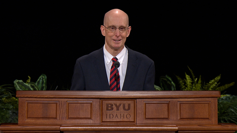 """Thumbnail for entry Henry J. Eyring - """"Making Changes in Our Lives"""""""