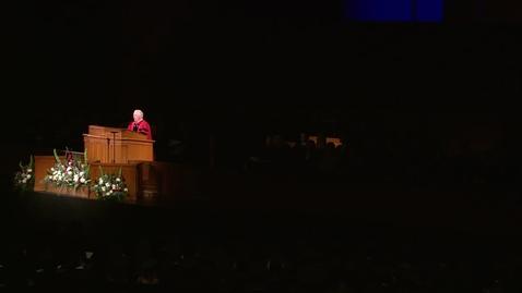 """Thumbnail for entry Elder Kim B. Clark - """"A House of Learning"""""""