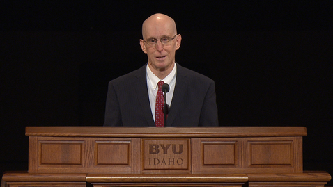"""Thumbnail for entry President Henry J. Eyring - """"We Are All Enlisted"""""""