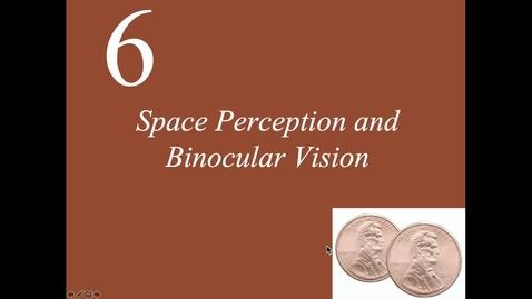 Thumbnail for entry Depth Perception 1