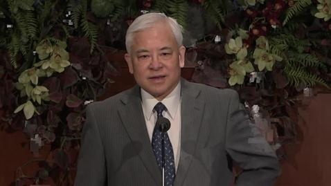 "Thumbnail for entry Elder Chi Hong (Sam) Wong - ""22 Stones"""