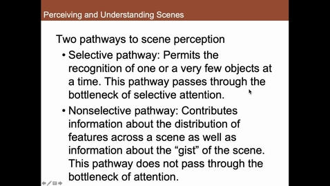 Thumbnail for entry Perceiving and Understanding Scenes