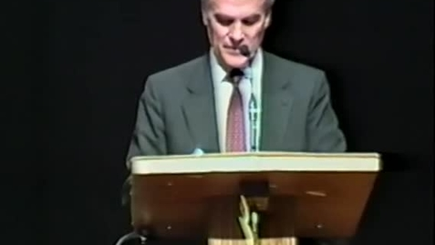 """Thumbnail for entry Russell M. Nelson - """"The Purpose Of Life"""""""