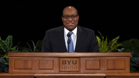 "Thumbnail for entry Ahmad S. Corbitt - ""Graduating Your Faith to the Next Level"""