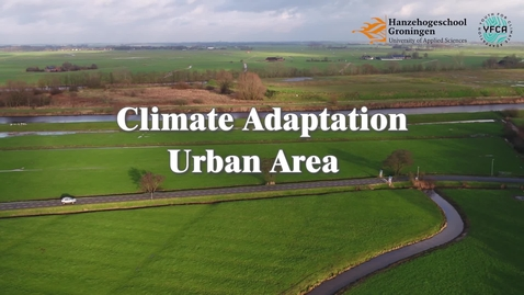 Thumbnail for entry Climate Adaptation in the City