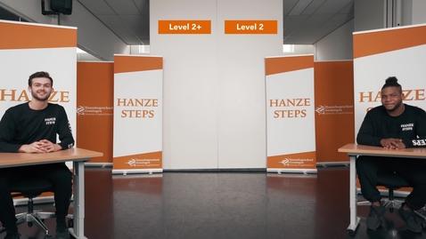 Thumbnail for entry Hanze Steps 1 - 5 - Level 2