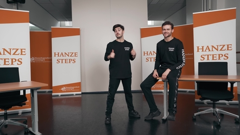 Thumbnail for entry Hanze Steps - Introductie