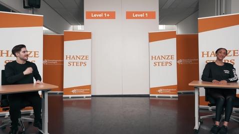Thumbnail for entry Hanze Steps 1 - 2 - Level 1