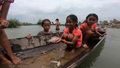 Fishing a Way of Life for Lao Children Along the Mekong