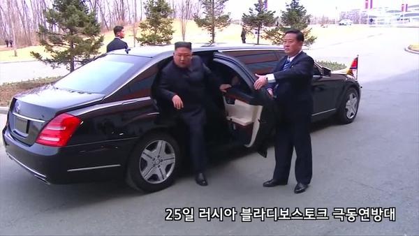 [북한 남한] 김정은, 푸틴과 첫 정상회담…비핵화 공조방안 논의