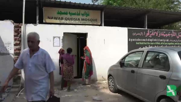 India: Sunni, Shia Muslims Pray Together on Eid