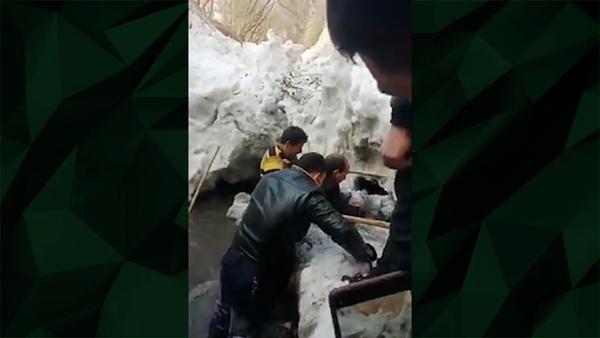 Uyghur Boy Dies in Snow Bank While Parents in Internment Camp
