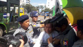 Myanmar Police Violently Arrest Solo Protester