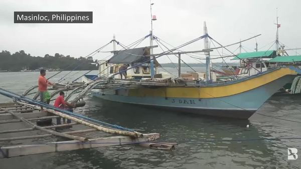 Filipino Fishermen Sidelined at Scarborough Shoal