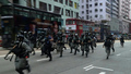 Protests Erupt in Hong Kong, Police Respond with Tear Gas, Water Cannons