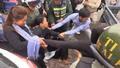 Cambodian Police Violently Arrest Activists