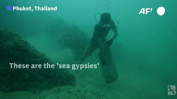 Pandemic a Respite for Thailand's 'Sea Gypsies'