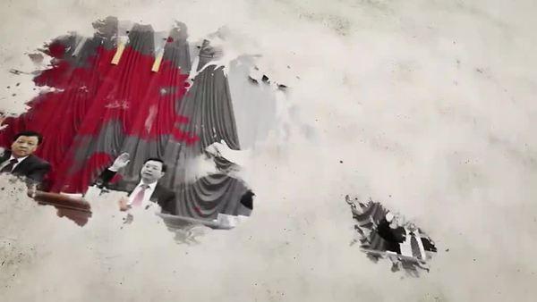 【中国与世界】国安法揽炒招美国制裁 两会泄露经济崩坏机密