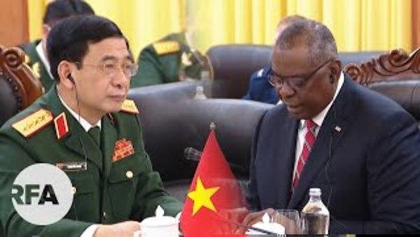 Việt Nam trông đợi gì từ chuyến thăm của Bô trưởng Lloyd Austin?