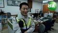 [북한 순찰대원] 우리 동네 보안관 - 순찰대원 이청