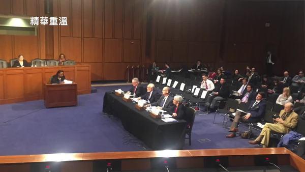 中國入世聽證會 美議員批沒履行承諾