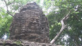 12th Century Cambodian Temple Crumbles