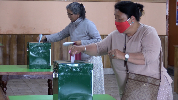 Tibetans in Exile Vote in Final Round of Elections for Political Leaders