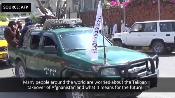 Taliban Return 'Heartbreaking' for Afghan Refugees in Indonesia