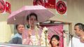 Long Isolated, Suu Kyi Now Achieves Power