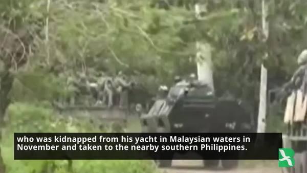 S. Philippines: Abu Sayyaf Reportedly Beheads German Hostage