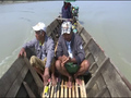 Sand Dredging Sucking up Myanmar's Salween River