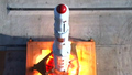 North Korea Broadcasts Video of Rocket Blast