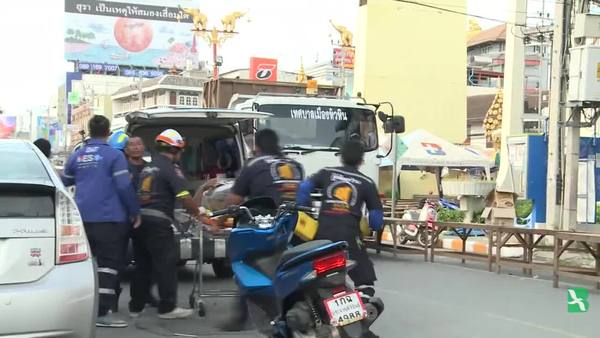 Deadly Bombings Hit Thailand