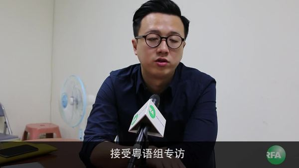 蓝营竞选发言人:香港非台湾未来影子