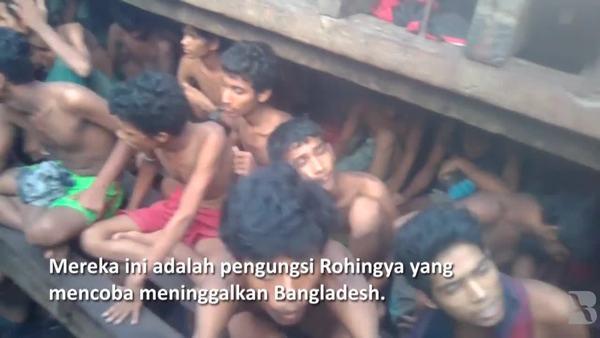 Trafficker Memangsa Rohingya yang Mempertaruhkan Segalanya untuk Kehidupan Baru