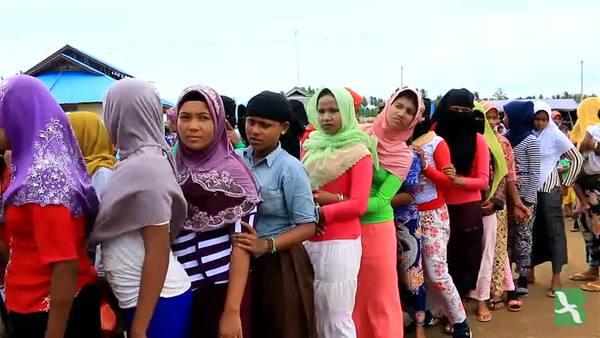 Ramadan Bittersweet for Rohingya Migrants
