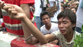 Burmese Celebrate Aung San Suu Kyi's Visit to Thailand