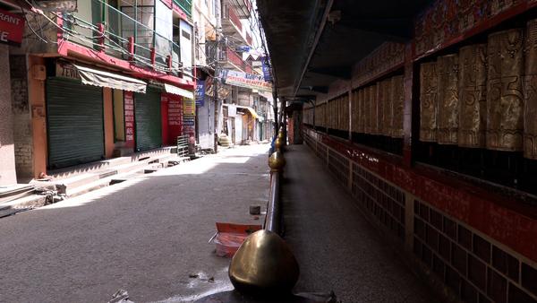 Lockdown in Dharamsala as Tibetan Man Becomes First Suspected Coronavirus Death