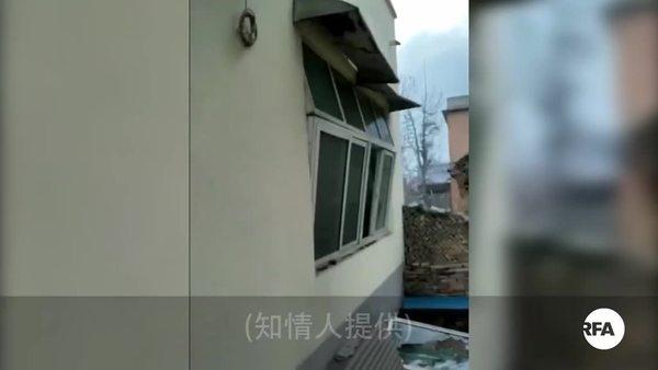 河南化工厂爆炸  民众质疑隐瞒真相