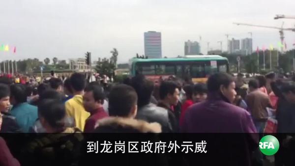 深圳手机代工厂结业欠工人逾3500万元