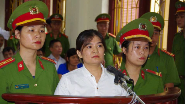 Vietnam Sentences Online Activist to Nine-Year Prison Term