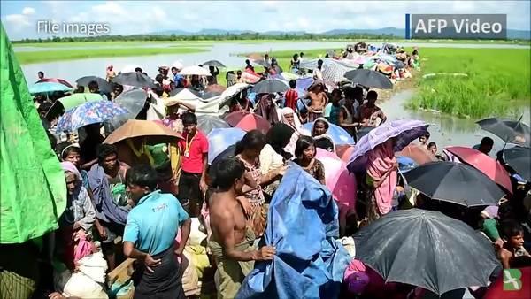 6,700 Rohingya Killed in Myanmar Violence: MSF