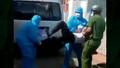 "Vietnam Police Take ""Coercive Measures"" Against Man Who Refused COVID-19 Test"