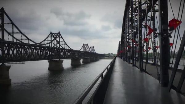 [RFA 특집] 북중국경 '두 도시 이야기'