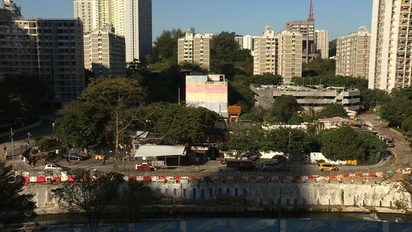 Heartbreak as Historic Hong Kong Village Demolished