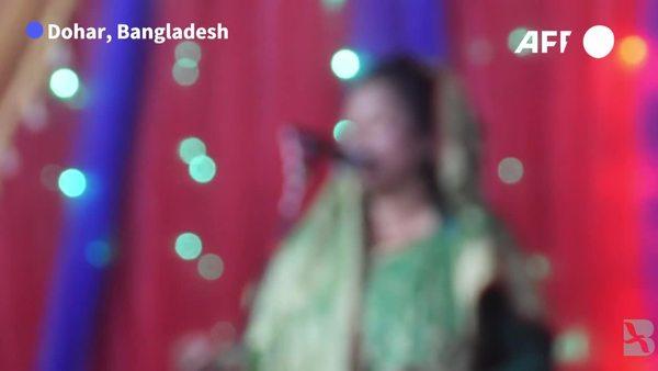 Bangladeshi star's comeback after Islamist death threats