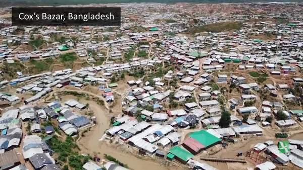 Rohingya Refugees in Bangladesh Demand Justice